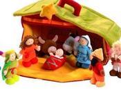 Belén Navidad infantil