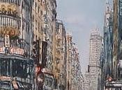 Rafael Alonso, 'Acuarelas Gran Vía'