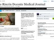 Rincón Docente Medical Journal: nueva forma explorar twitter para compartir información más)