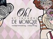 tocador Monique, nueva colección SORTEOS