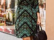 Looks vestido verde