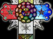 símbolo cruz origen Universo