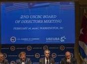 Recibido Rodrigo Malmierca altos funcionarios Cámara Comercio Estados Unidos