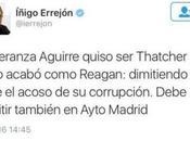 dimisión Reagan