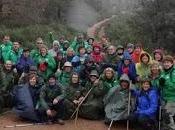 Nueva ruta senderista Club Pozo Norte Puertollano Sierra Cordoneros Almadén