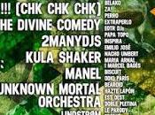 Vida Festival 2016: (Chk Chk), Kula Shaker, Kiko Veneno, Delorean, Raemon, 2ManyDjs, Belako...