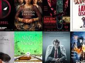 Cartelera: estrenos cine semana (19/02/2016)
