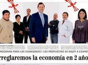 Desvelado sueldo Mariano Rajoy montaje jodió Pedro.J saber leer propia letra