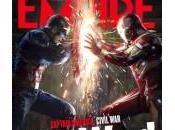 Capitán América: Civil portada revista Empire