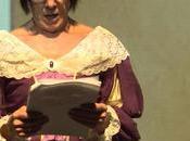 Homenaje teatral Teresa Jesús Cascante