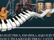 Apertura Escuela Municipal Música Moderna Chillón