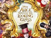 Nuevo spot promocional alicia través espejo (alice through looking glass)