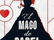 mago papel, Charlie Holmberg