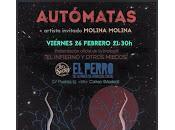 Autómatas Molina Perro mano Let's show