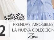 Prendas imposibles nueva colección Zara