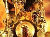 Vive historia #DiosesDeEgipto este Febrero cines Chile