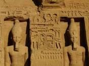 Tocados coronas egipcias. Simbel. Egipto
