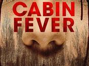 Póster oficial para remake cabin fever