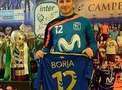 Movistar Inter hace oficial renovación Borja Díaz hasta junio 2018