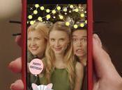 Snapchat presenta filtros geolocalizados