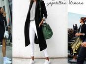 mejores Looks zapatillas blancas