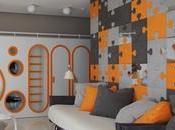 Ideas decoración para habitación juvenil moderna