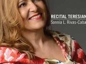 Valencia homenajea Teresa Jesús recital