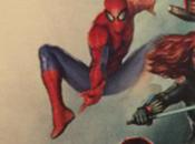 vistazo aspecto Spider-Man universo Marvel Studios?