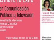 Taller comunicación público televisión