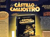 castillo Cagliostro' Hayao Miyazaki tendrá edición Deluxe