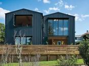 Casas modernas contemporáneas Nueva Zelanda.
