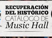 ROCK ARGENTINO: Recuperación Catálogo MUSIC HALL