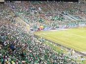 Impresionante hinchada Deportivo Cali