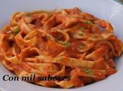 Pasta tomate picante