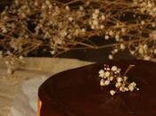 Cheesecake baileys ganache chocolate
