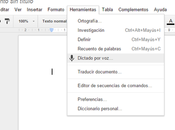 Google Docs permite editar documentos