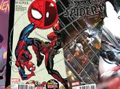 Reseñas Enero 1-15: Amazing Spider-Man 2099 Spider-Gwen Spider-Man/Deadpool