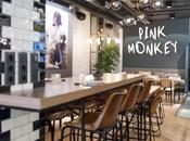 Pink Monkey: fusión Asiana llegó Chamberí
