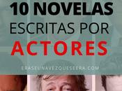 novelas escritas actores