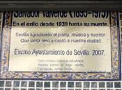 Homenaje poeta Salvador Valverde.