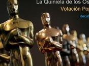ganadores Oscars 2016 son… (según vosotros, claro)