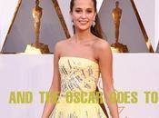 Alfombra roja Oscars 2016: Oscar goes to..