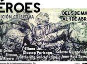 Exposición colectiva ''HÉROES'' Grupo SNIF COMICS