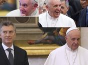 """Papa """"pasa"""" Presidente Macri"""