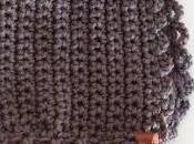 Gorro lana tipo capota