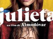 Julieta poster oficial. estreno abril