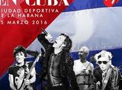 Rolling Stones debutarán Cuba concierto gratuito marzo