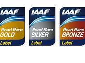 Etiquetas Road Race GOLD, SILVER BRONZE Maratones.