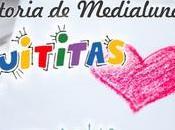 Tengo Corazón agujeritos: historia medialunas Chiquititas