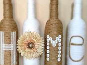 Ideas para decorar botellas